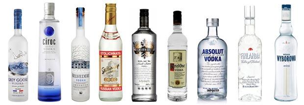 qual a melhor vodka