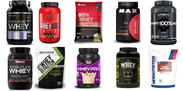 qual o melhor whey protein isolado