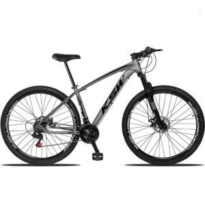 Bicicleta Ksw Alumínio 21 Marchas