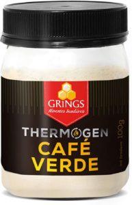 Café Verde em Pó Grings