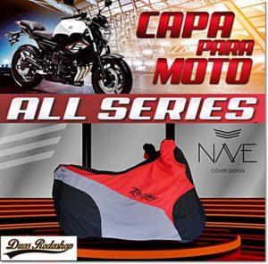 Capa para Moto All Series da Nave