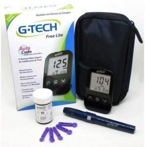 G-Tech Free Lite Kit Completo