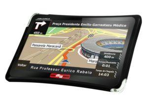 GPS Automotivo Aquarius Quatro Rodas