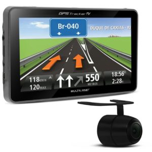 GPS automotivo Multilaser Gp039