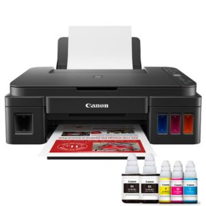 Impressora Tanque de Tinta Canon G3111 Multifuncional