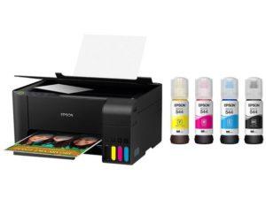 Impressora Tanque de Tinta Epson EcoTank L3110 Colorida
