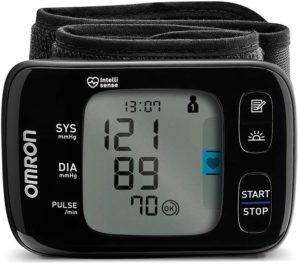 Monitor de Pressão Arterial de Pulso com Bluetooth Connect HEM-6232T