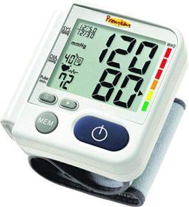 Premium B01643OQS8 - Aparelho de Pressão Digital de Pulso