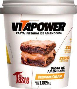 Vita Power Sabores Gourmet Brownie De Chocolate