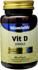VitaminLife Vitamina D 2000UI