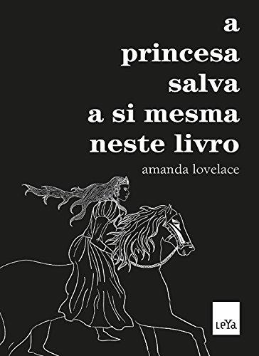 A princesa salva a si mesma nesse livro