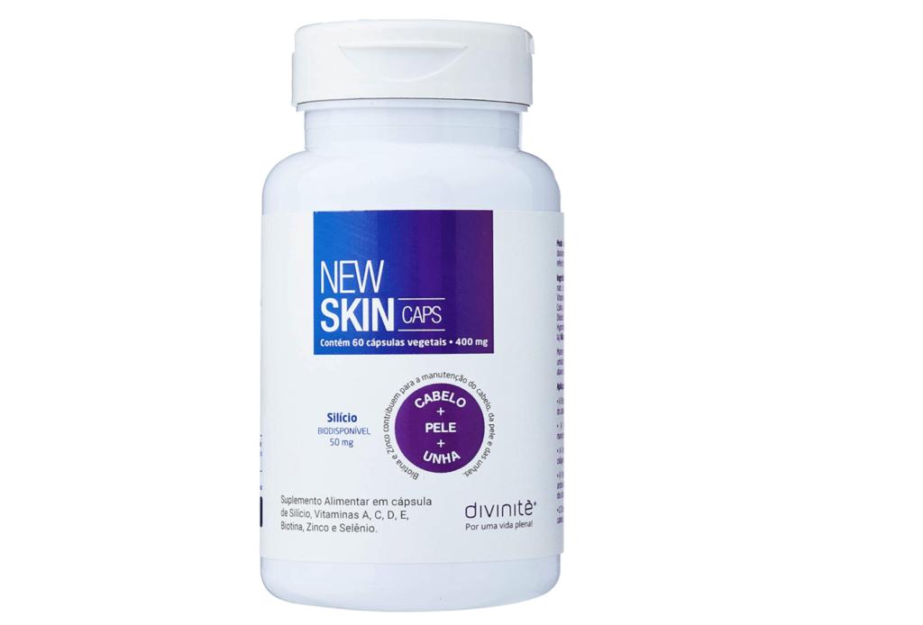 Divinitè Nutricosméticos New Skin Caps