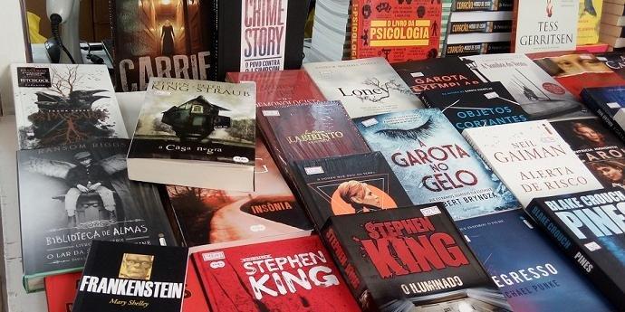 Livros De Terror