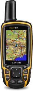 Navegador Garmin GpsMap 64