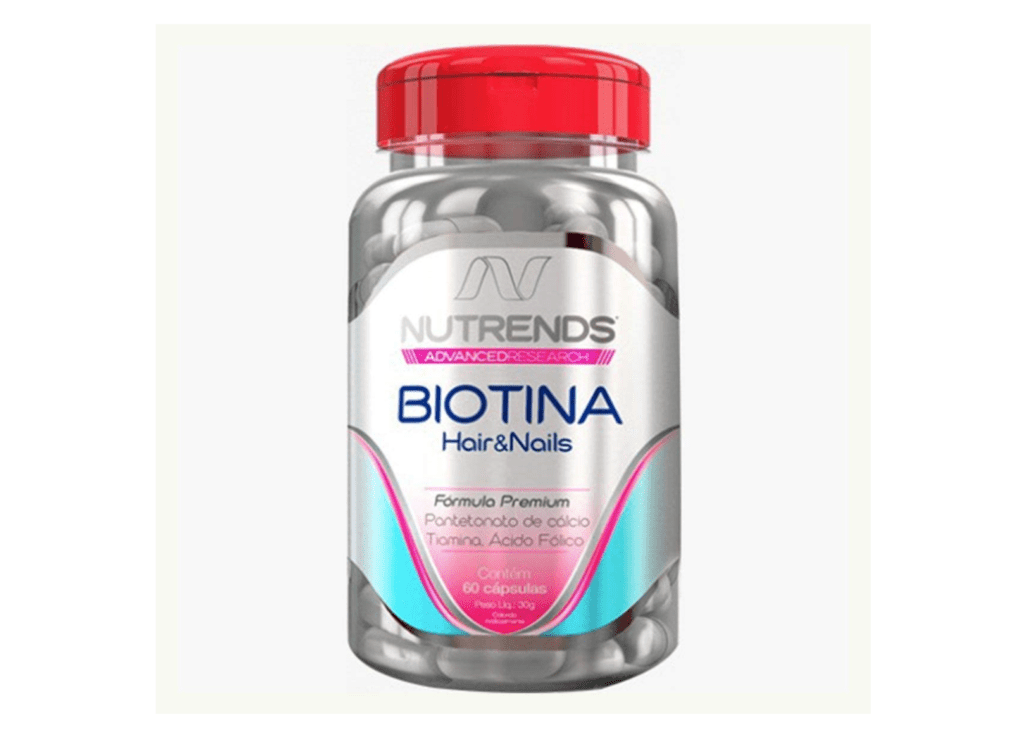 Nutrends Biotina Hair&Nails