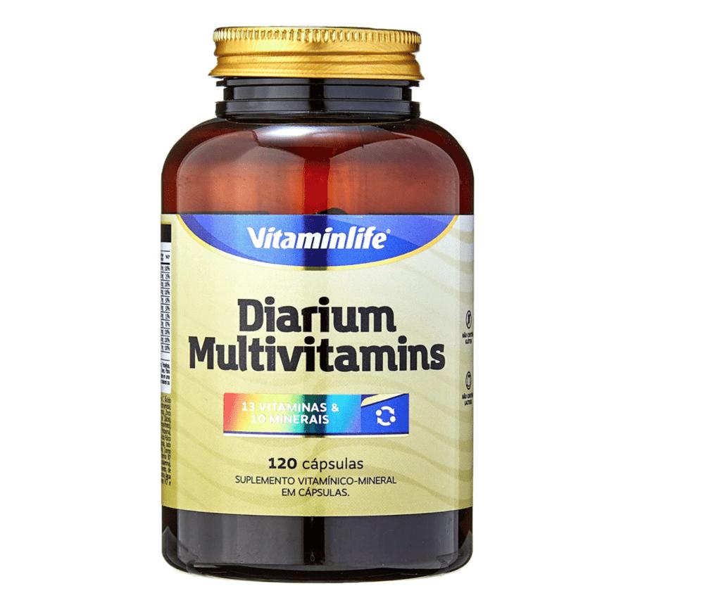 VitaminLife Diarium Multivitamínico