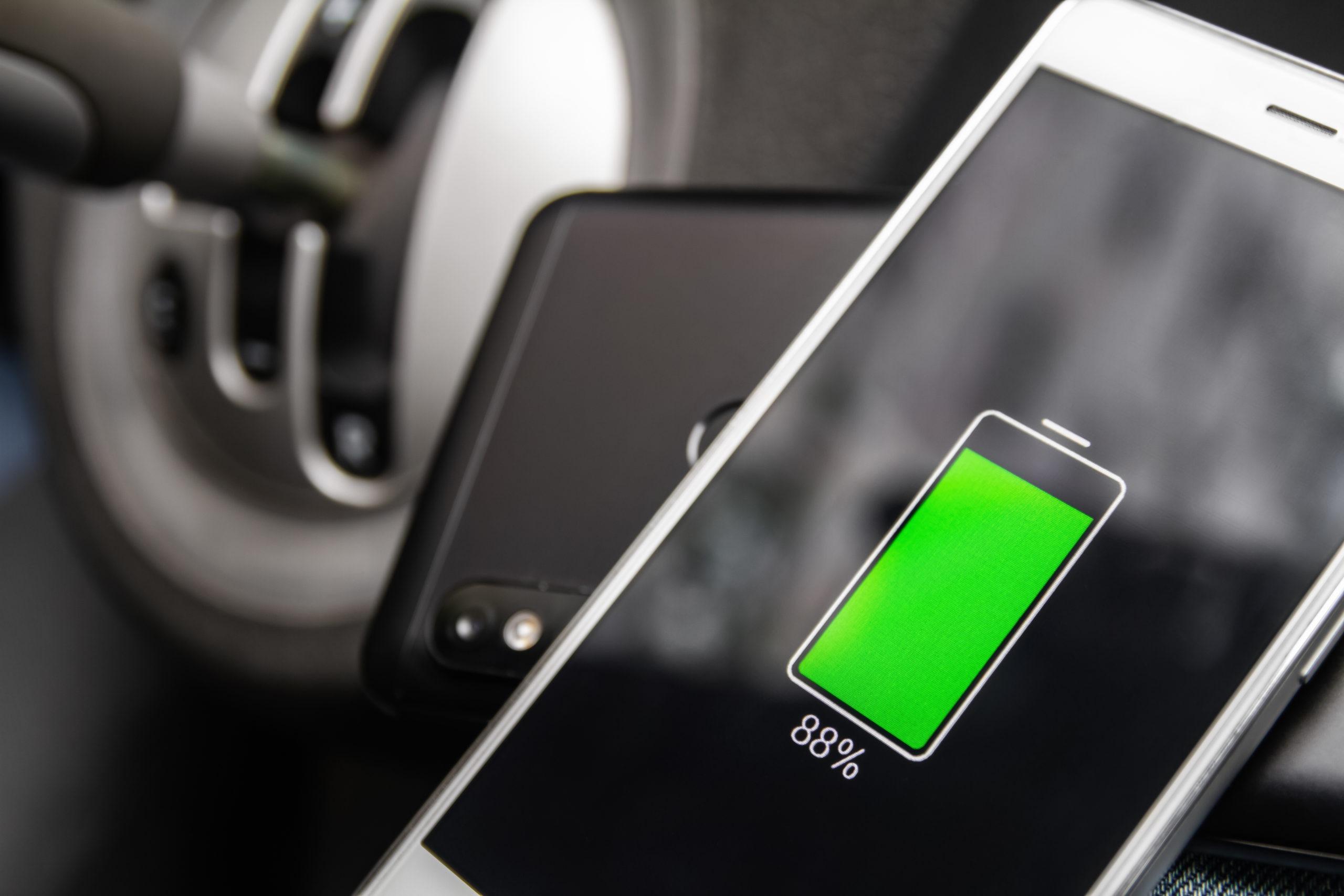 Celulares com Melhores Baterias