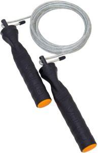 Corda de Pular de Aço Cross Com Rolamento Vollo VP 1045