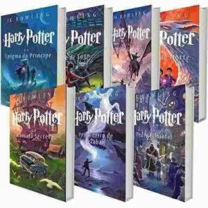 Harry Potter – Melhor Saga De Livros Para Jovens (J.K Rowling)