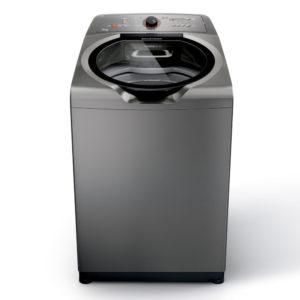 Máquina de Lavar Roupa 15 kg Brastemp Titânio