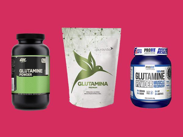 Melhores Glutaminas