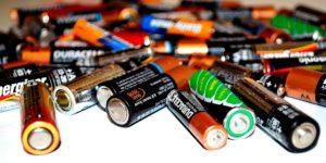 Melhores pilhas recarregáveis