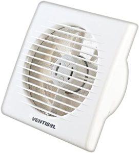 Microventilador Exaustor Para Banheiro, Branco, 150 mm, 220 V Ventisol
