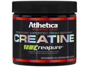 Creatine Creapure Evolution Series Atlhetica Nutrition 300g Creatina