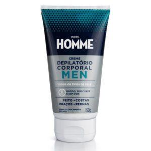 Creme Depilatório Masculino Depil Homme 150g