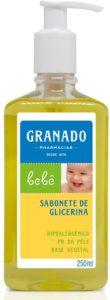 Granado Sabonete Líquido Glicerinado Bebê 250 ml