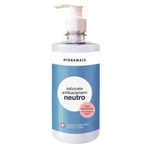 Sabonete Antibacteriano Neutro Hidramais 500 ml