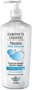 Sabonete Líquido Neutro Flores & Vegetais 310 ml