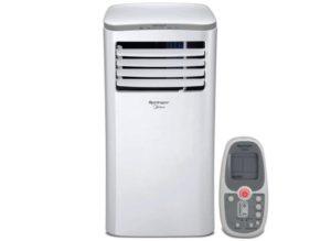 Ar Condicionado Portátil Springer Midea com 12.000 BTUs Frio Branco