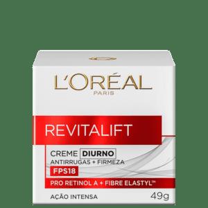 Creme Anti-idade Revitalift Diurno, L'Oréal Paris