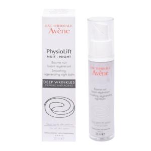 Fluído Antirrugas Avène Physiolift Noite