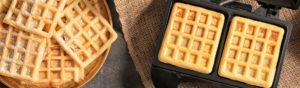 Melhores Máquinas de Waffle Para Você