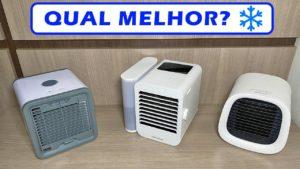 Melhores Mini Ar Condicionados Portáteis