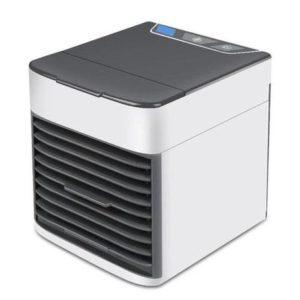 Mini Ar Condicionado Climatizador Umidificador Portátil