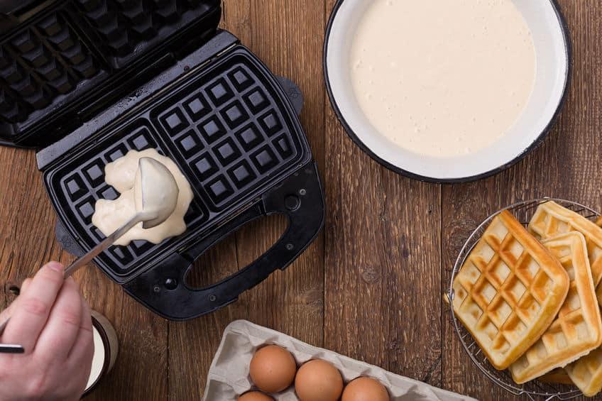 Qual a Melhor Máquina de Waffle