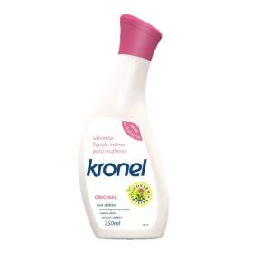 Sabonete Líquido Íntimo 250 ml Kronel