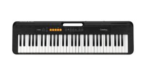 Teclado Musical CasioTone CT-S100 C2 Br Preto
