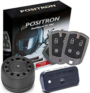 Alarme para Motos Universal Duoblock Com Presença Positron FX G8 350 12875000 Controles de Alarme