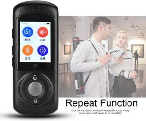Dispositivo de Tradução de Idiomas Smart WiFi 42 Idiomas Focket