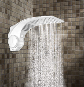 Duo Shower Quadra Turbo Multitemperaturas Lorenzetti