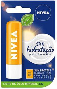Protetor Labial Sun Protect FPS30 4.8 gramas Nivea